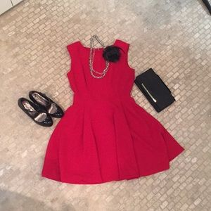 The Limited Little Red Dress